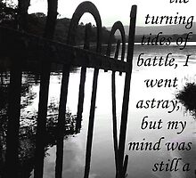I remember the turning tides of battle..... by mairead62