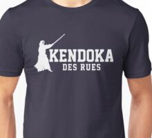 Kendoka des rue Unisex T-Shirt