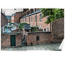 Mill Houses Poster