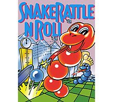 snake rattle n roll Photographic Print