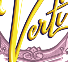 "Verti - ""I stuck around"" Sticker"