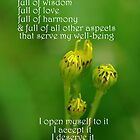 Affirmation - Well-Being by TriciaDanby