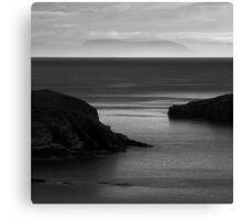 The Summer Isles - Skye Rising Canvas Print