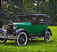 FORD Model A by Uwe Rothuysen