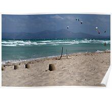 Playa de Muro Poster