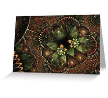 Leafy Heart Greeting Card