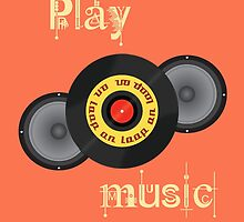 Play Music On Loop by sriarts