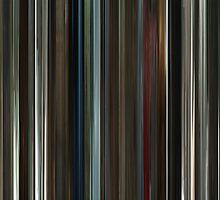 Moviebarcode: The Beach (2000) by moviebarcode