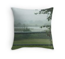 Another story in England .. Throw Pillow