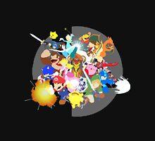 Smash 4 Vector Art T-Shirt