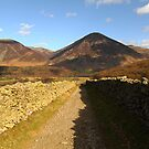 Grasmoor Fells by Paul Bettison
