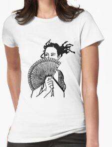 """Geisha Girl"" Clothing T-Shirt"