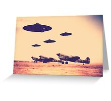 WWII What If Greeting Card
