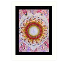 Bodhi Heart Art Print