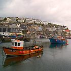 Mevagissey Harbour by rico78