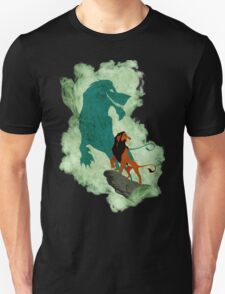 Scar smoke T-Shirt