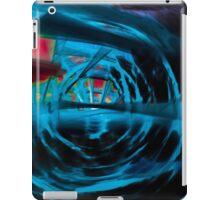 spiral energy iPad Case/Skin
