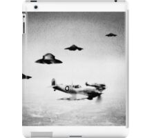 WWII What If iPad Case/Skin