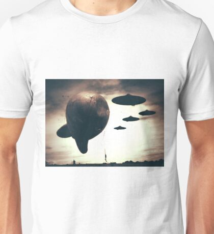 WWII What If Unisex T-Shirt