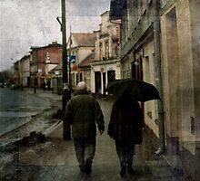 Street of Poland by Liliana Morawska