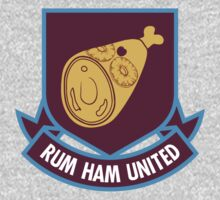 Rum Ham United FC by westonoconnor