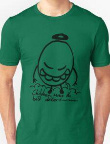 """Children Make The Best Dessert"" Clothing T-Shirt"