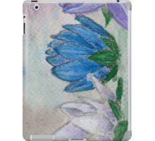 Five Lotus Flowers iPad Case/Skin