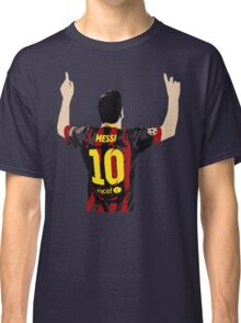 Messi after GOAL!! Classic T-Shirt