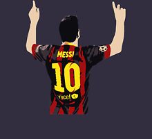 Messi after GOAL!! Unisex T-Shirt