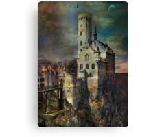 Lichtenstein Castle . Canvas Print