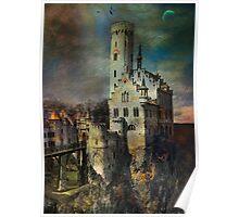 Lichtenstein Castle . Poster
