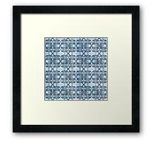pattern #9 Framed Print