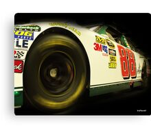 The Need For Speed - 88 Canvas Print