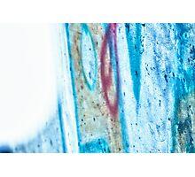 Graffiti Abstract Photographic Print