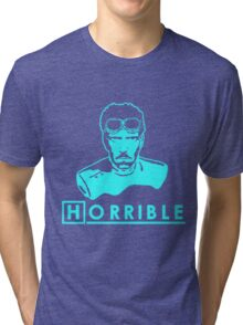Dr. House's Horrible Sing-Along Glow Tri-blend T-Shirt