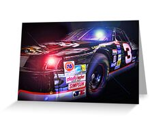 The Need For Speed - 3 Greeting Card