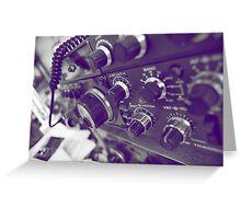 Twisting Knobs Greeting Card