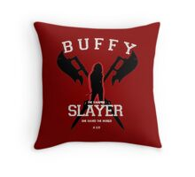 BUFFY THE VAMPIRE SLAYER Throw Pillow