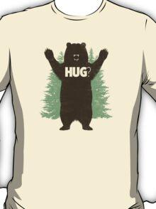 Bear Hug (Light) T-Shirt T-Shirt