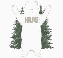 Bear Hug (Dark) T-Shirt  Kids Clothes