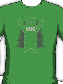 Bear Hug (Dark) T-Shirt  T-Shirt
