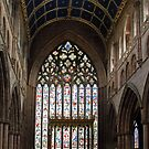 Carlisle Cathedral Choir by Tom Gomez