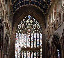 Carlisle Cathedral Choir by Tom Gomez