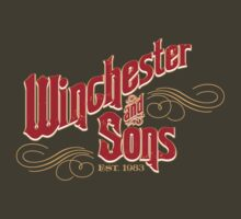 Winchester & Sons by mannypdesign