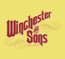Winchester & Sons Kids Tee