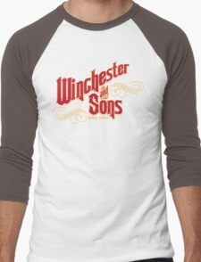 Winchester & Sons Men's Baseball ¾ T-Shirt