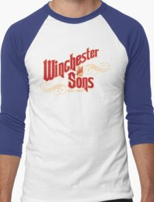Winchester & Sons Men's Baseball ¾ T-Shirt
