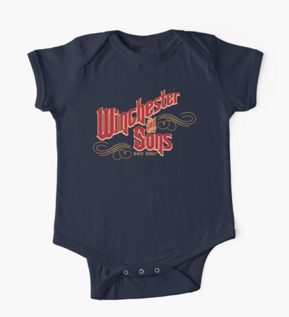 Winchester & Sons One Piece - Short Sleeve