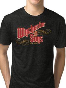 Winchester & Sons Tri-blend T-Shirt
