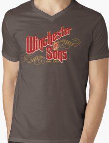 Winchester & Sons Mens V-Neck T-Shirt